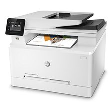 HP LaserJet Pro M281fdw All-in-One Wireless Color Laser Printer (WITH CARTRIDGE), Works with Alexa (