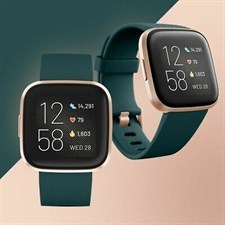Fitbit Versa 2 (NFC), Health & Fitness Smartwatch with Heart Rate, Music, Sleep & Swim Tracking, One