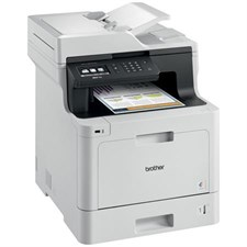 Brother Color Laser Printer, Multifunction Printer, All-in-One Printer, MFC-L8610CDW, Wireless Netwo