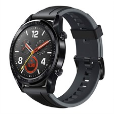 Huawei Watch GT GPS Running Watch with Heart Rate Monitoring and Smart Notification (Up to 2 weeks o