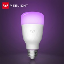 YEELIGHT YLDP06YL Light Bulb 10W 800lm RGB E27 Wireless Control Voice Control Smart Lamp Vast Color