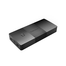 Tronsmart Brio USB C Power Bank 20100mAh PD Portable Charger, 30W USB Type-C Input/Output External B